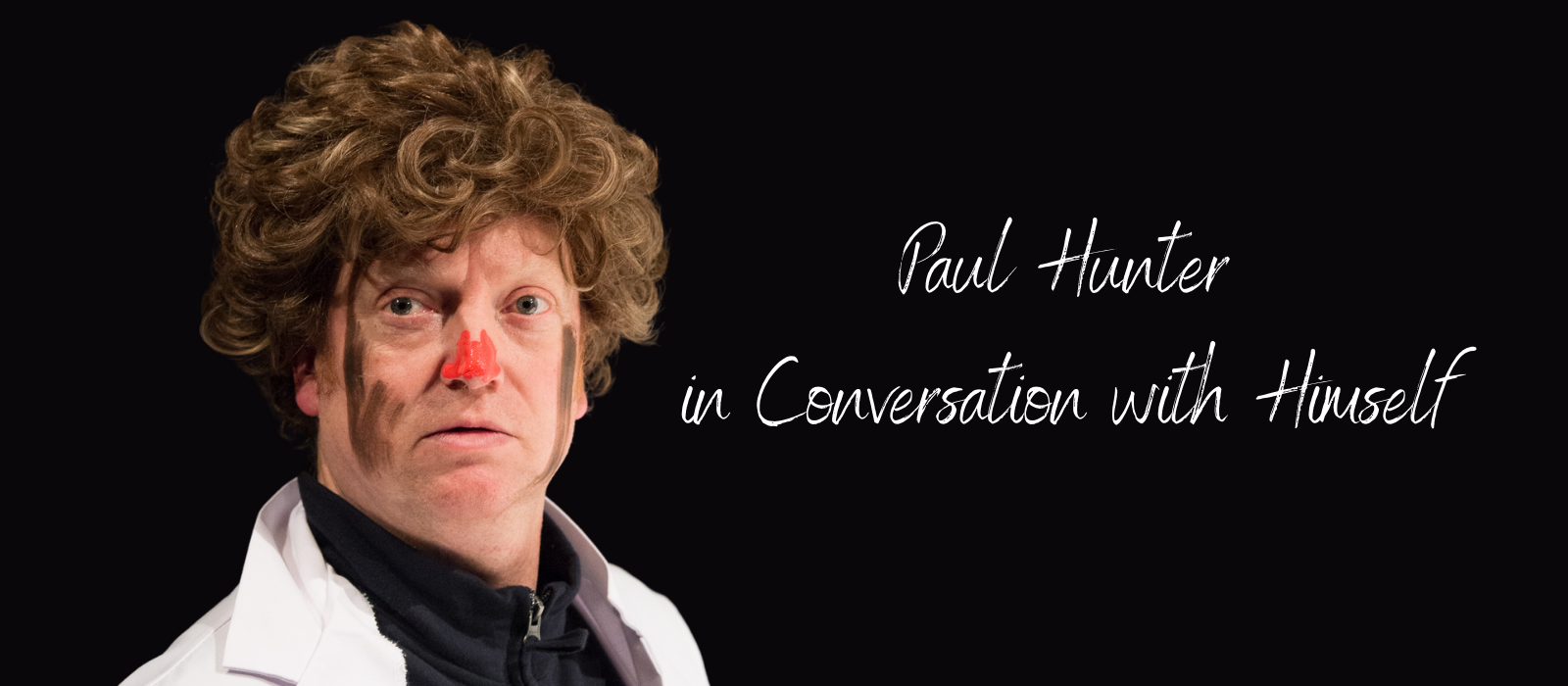 Paul Hunter: In Conversation With Himself